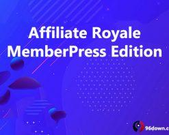 Affiliate Royale MemberPress Edition