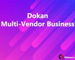 Dokan Multi-Vendor Business