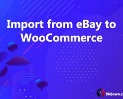Import from eBay to WooCommerce