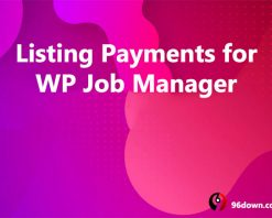 Listing Payments for WP Job Manager