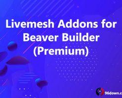 Livemesh Addons for Beaver Builder (Premium)