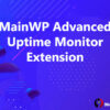 MainWP Advanced Uptime Monitor Extension