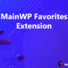 MainWP Favorites Extension