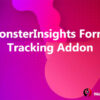 MonsterInsights Forms Tracking Addon