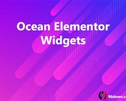 Ocean Elementor Widgets