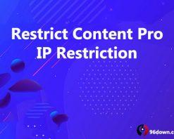 Restrict Content Pro IP Restriction