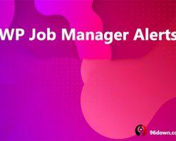WP Job Manager Alerts