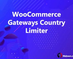 WooCommerce Gateways Country Limiter