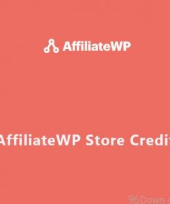 AffiliateWP Store Credit