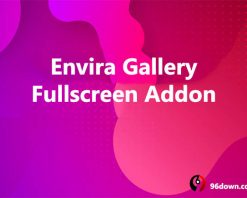 Envira Gallery Fullscreen Addon