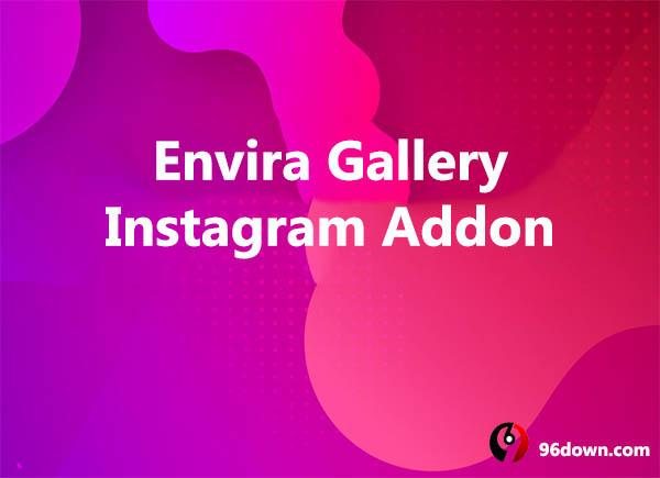 Envira Gallery Instagram Addon