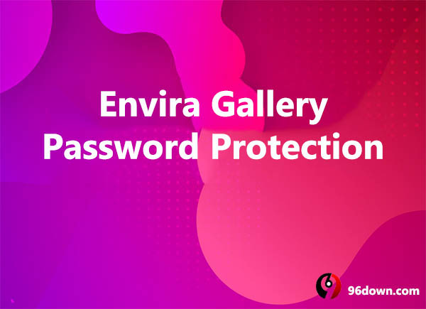 Envira Gallery Password Protection Addon