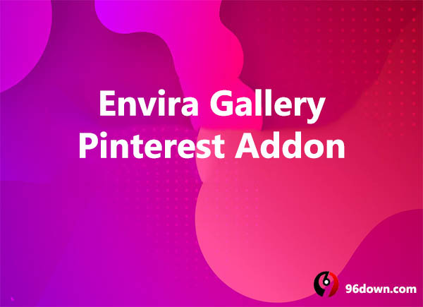 Envira Gallery Pinterest Addon