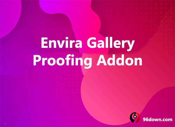 Envira Gallery Proofing Addon