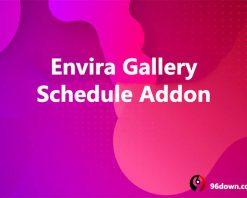 Envira Gallery Schedule Addon