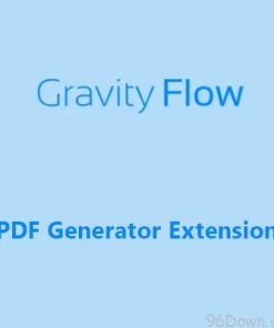 Gravity Flow PDF Generator Extension