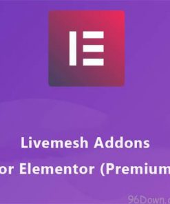 Livemesh Addons for Elementor (Premium)