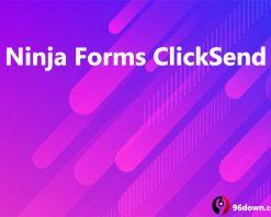 Ninja Forms ClickSend