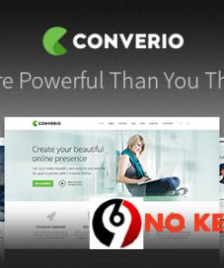Converio Responsive Multi-Purpose WordPress Theme