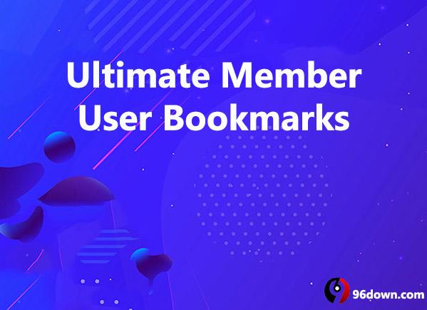 Ultimate Member User Bookmarks