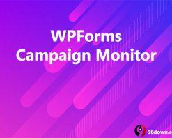 WPForms Campaign Monitor