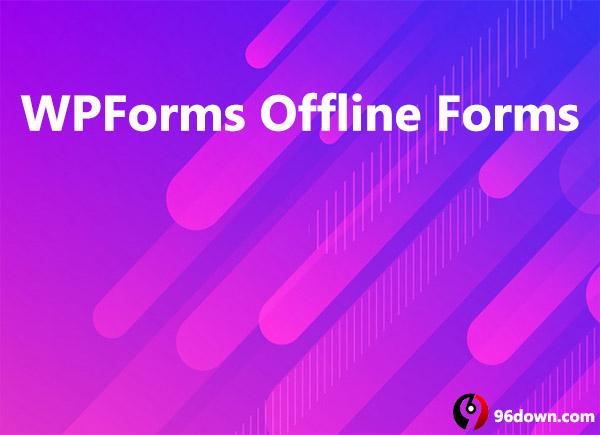 WPForms Offline Forms