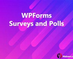 WPForms Surveys and Polls
