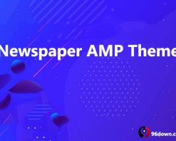 Newspaper AMP Theme