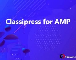 Classipress for AMP