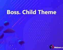 Boss. Child Theme