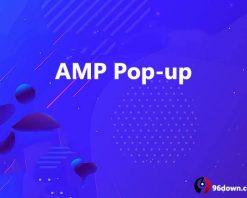 AMP Pop-up