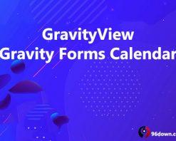 GravityView Gravity Forms Calendar