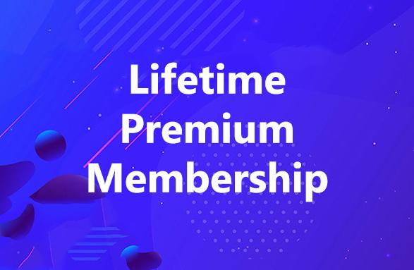 Lifetime-Premium-Membership